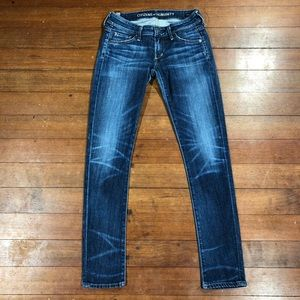 Citizens of Humanity Racer Whiskered Skinny Jeans